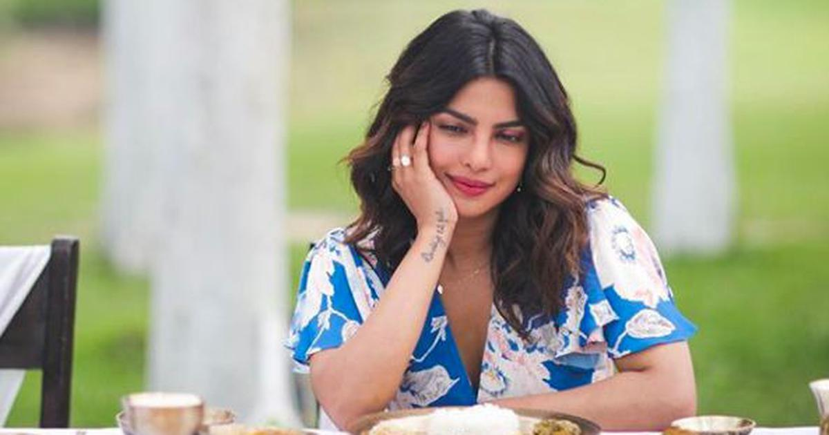 Priyanka Chopra drops out of Salman Khan-starrer 'Bharat'