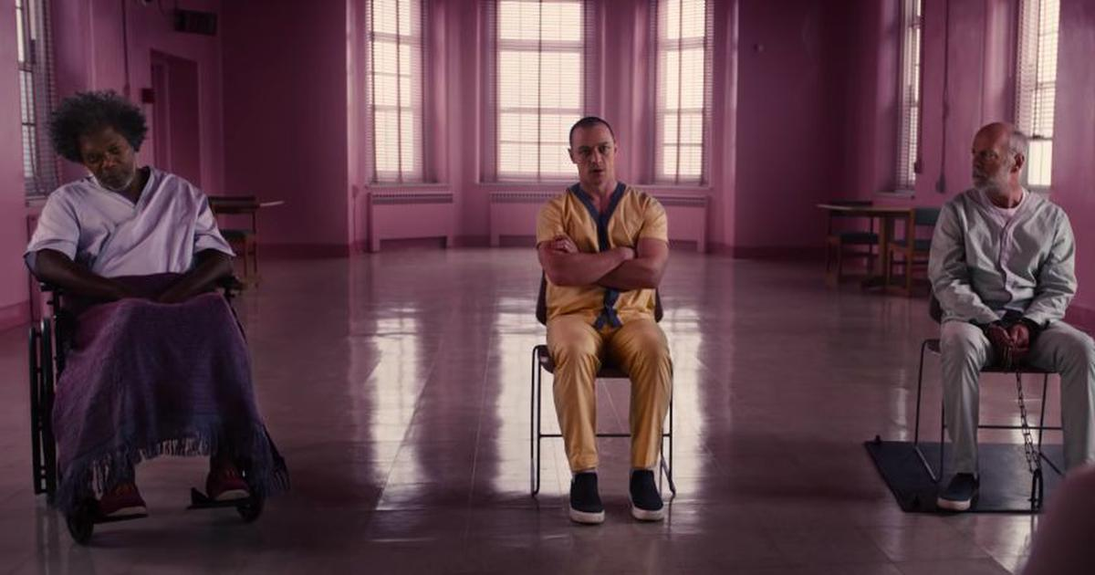 'Glass' trailer: The film connecting M Night Shyamalan's 'Split' and 'Unbreakable' is here