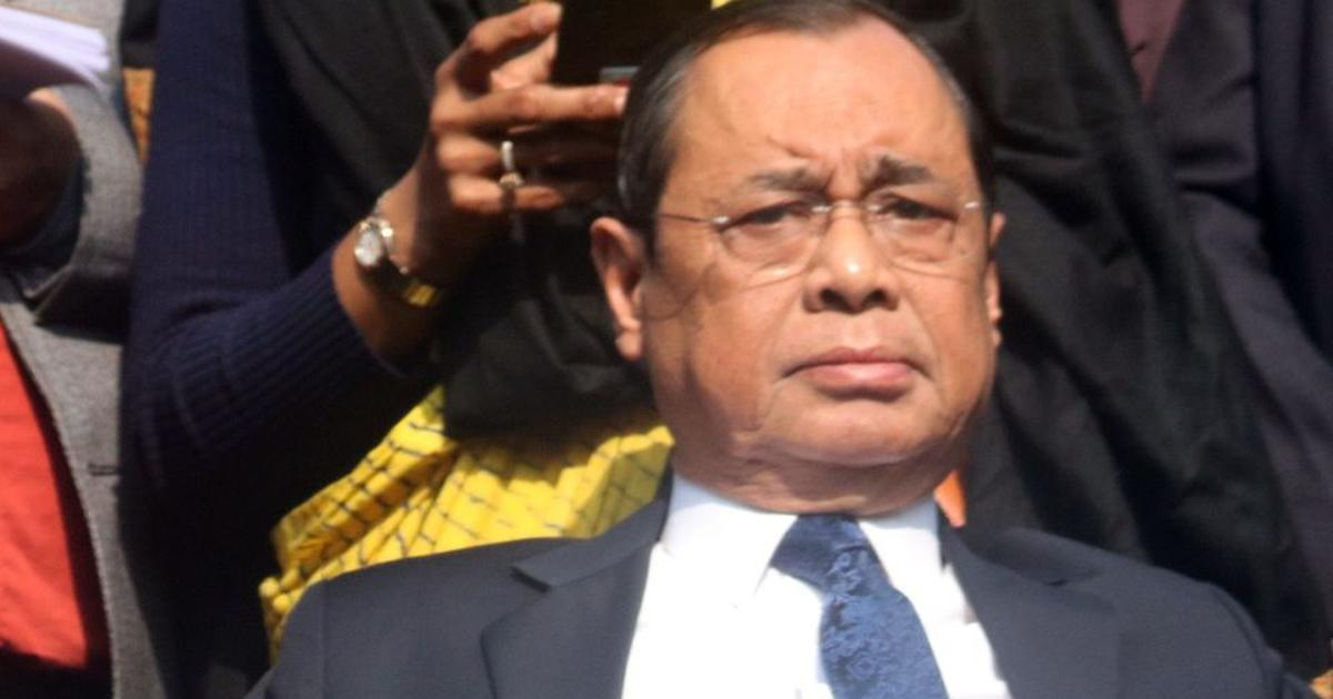 Judiciary should focus on constitutional, not societal morality, says Justice Ranjan Gogoi