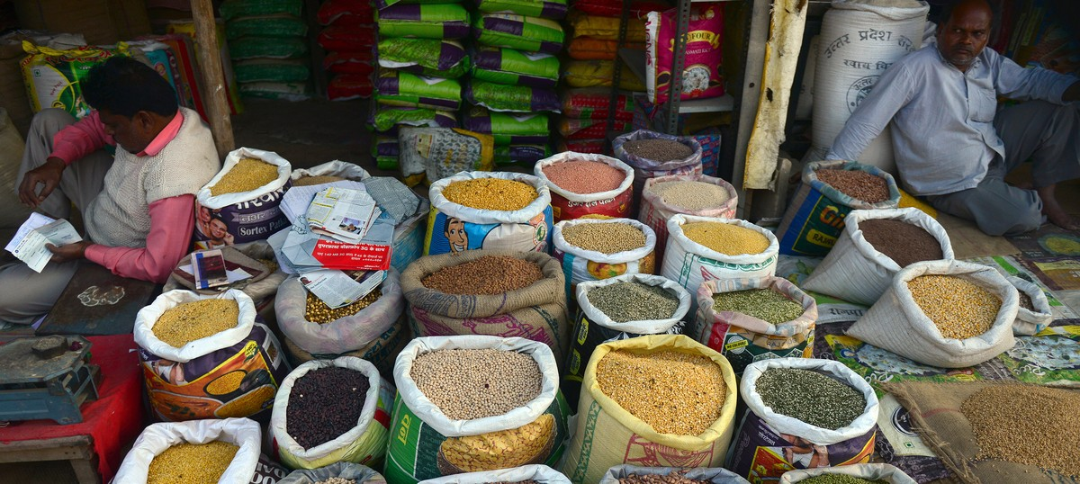 Centre to fall back on buffer stocks and imports to deal with price rise of essential food items