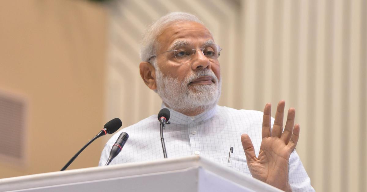 Prime Minister Narendra Modi holds key discussions on checking current account deficit