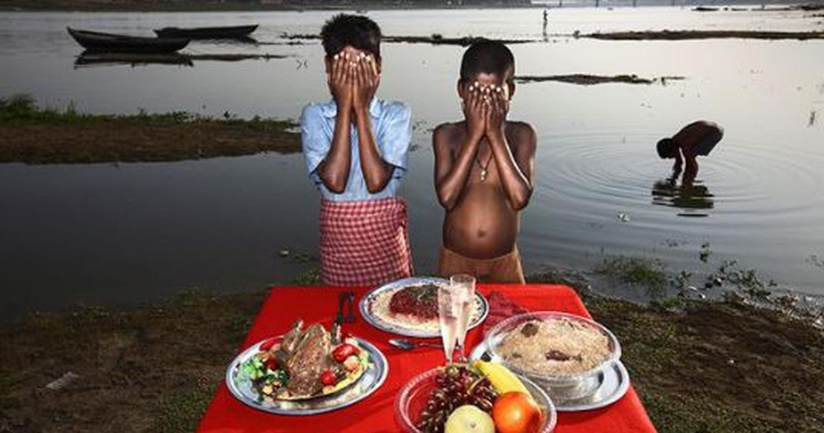 'Poverty porn': Series on hunger in India on World Press Photo's Instagram account prompts outrage