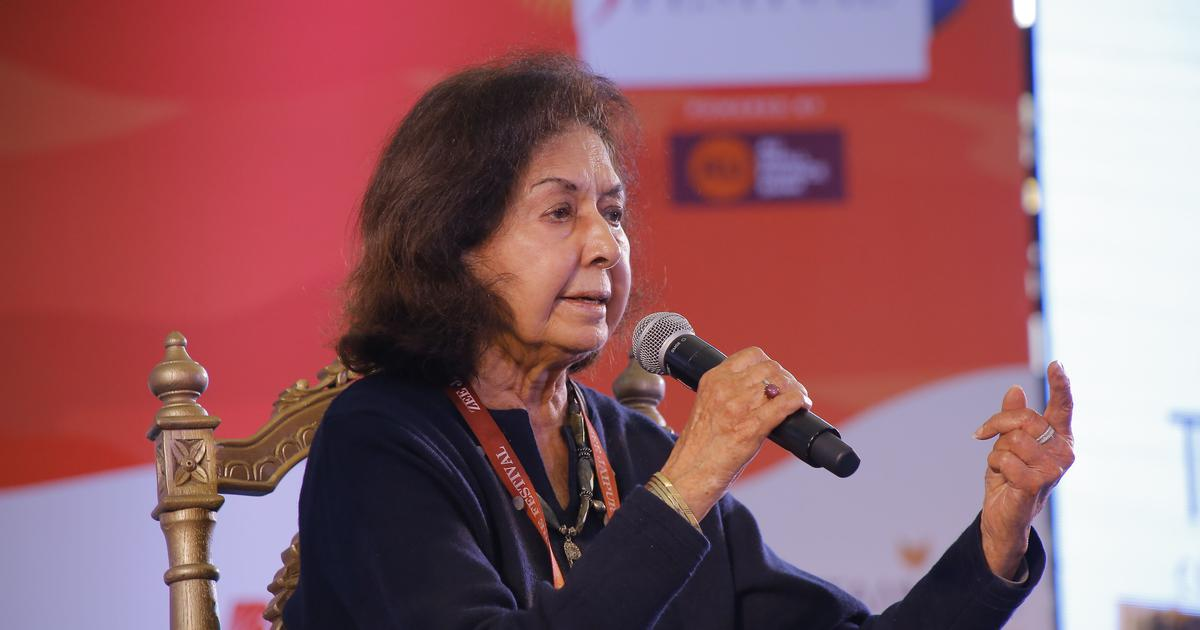 43 years later: 'We have a nightmare which is worse than the Emergency,' says Nayantara Sahgal