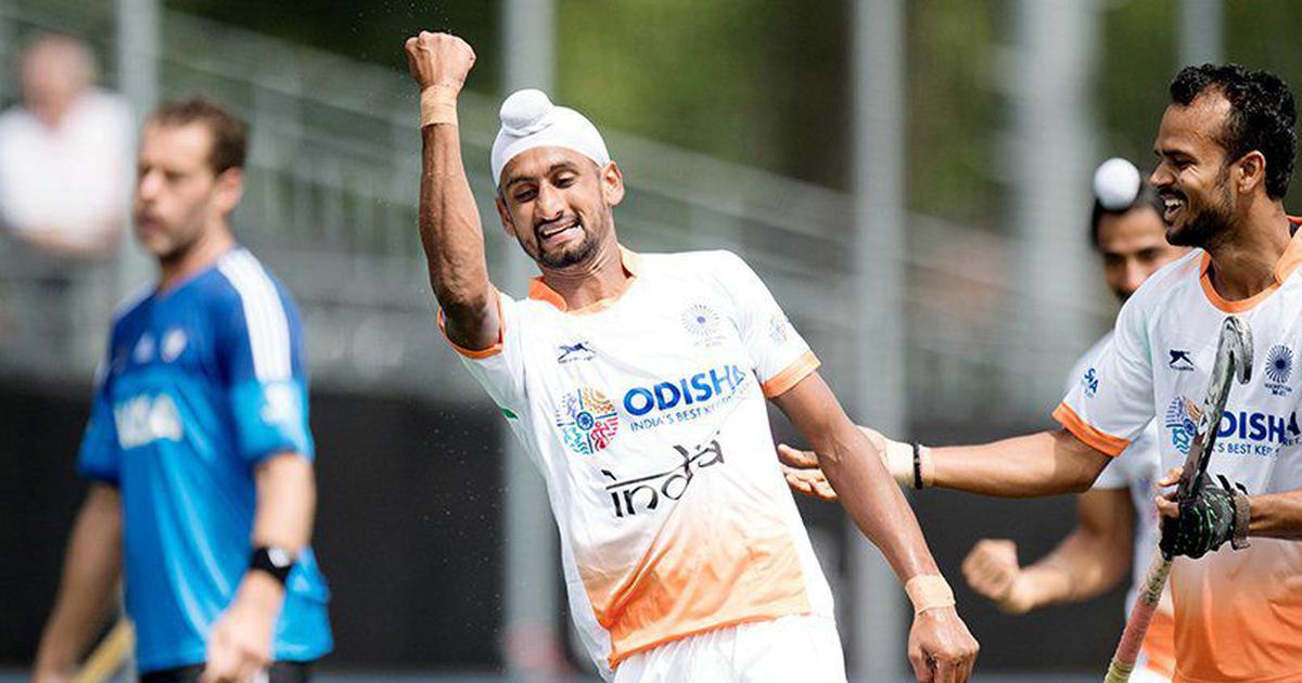 Look forward to making India proud in Olympics, says Mandeep Singh after winning Hockey India award