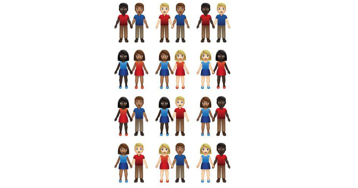 Emojis to take diversity route in 2019, list to be finalised in September