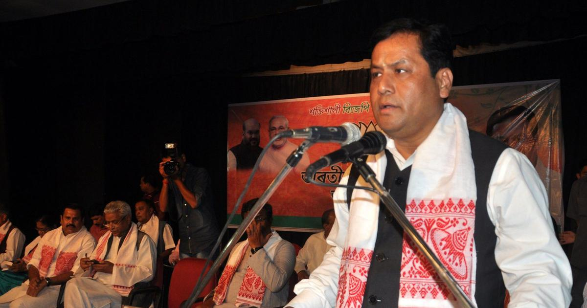NRC row: TMC leaders file complaints against Assam CM Sonowal for being detained at Silchar airport