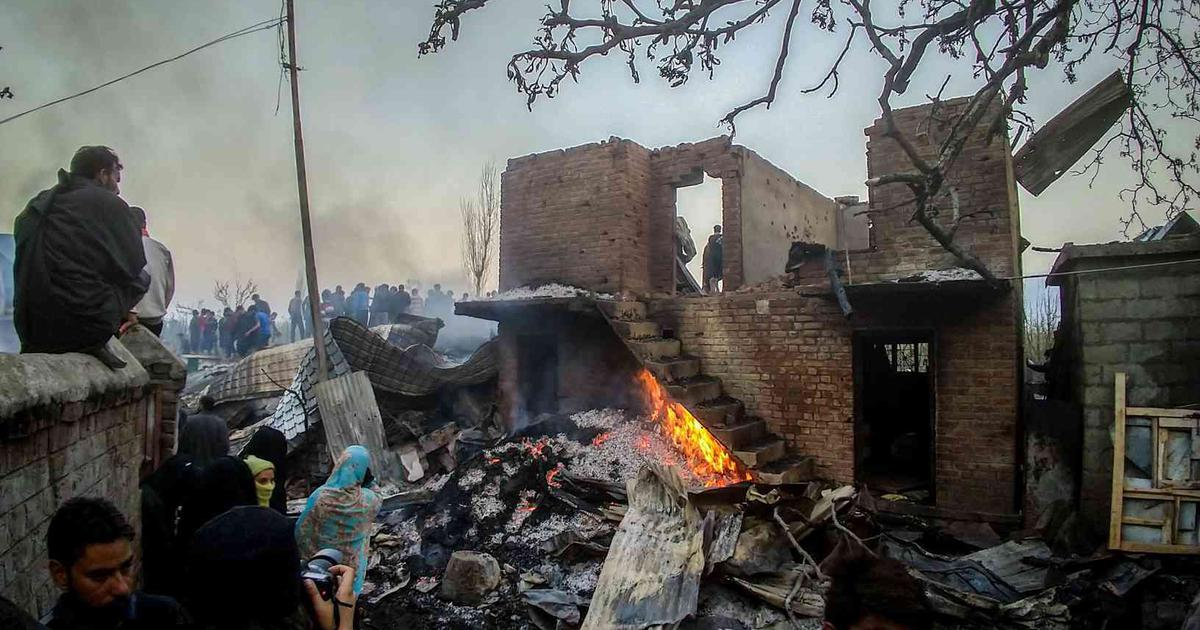 'Breaking people's will': In Kashmir, gunfights leave a trail of destroyed homes and rising anger