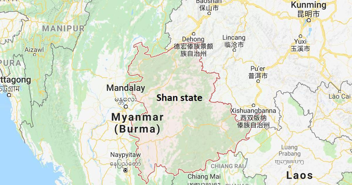 Ta'ang National Liberation Army clashes with Myanmar's military near China border