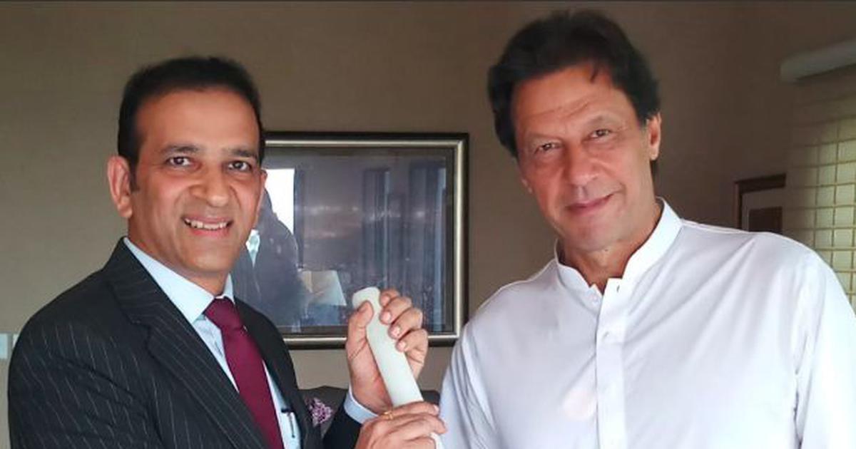 Need to restart dialogue between Pakistan,  India, says Imran Khan during meeting with Indian envoy