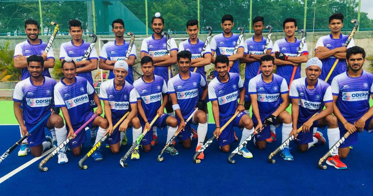 Shilanand Lakra, Mandeep Mor among 34 players named by Hockey India for junior men's national camp