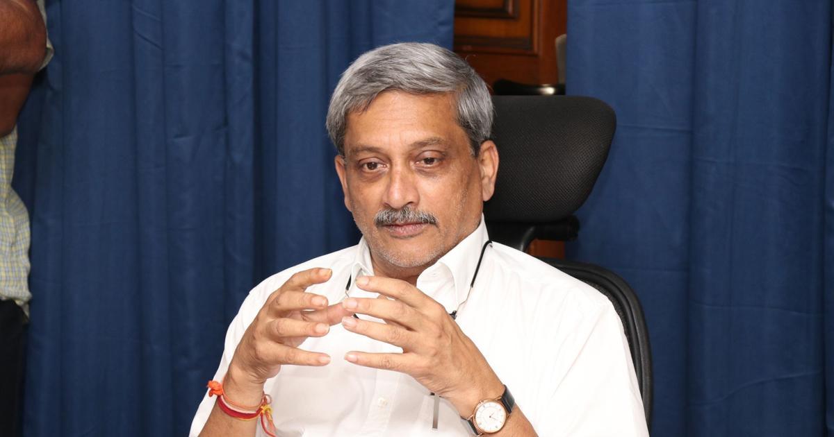 मनोहर पर्रिकर 12 अक्टूबर को गोवा सरकार के सहयोगी दलों के नेताओं के साथ एम्स में बैठक करेंगे