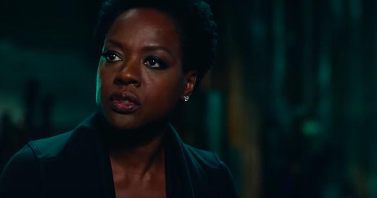 'Widows' trailer: Four women, debt and a heist in Steve McQueen's movie