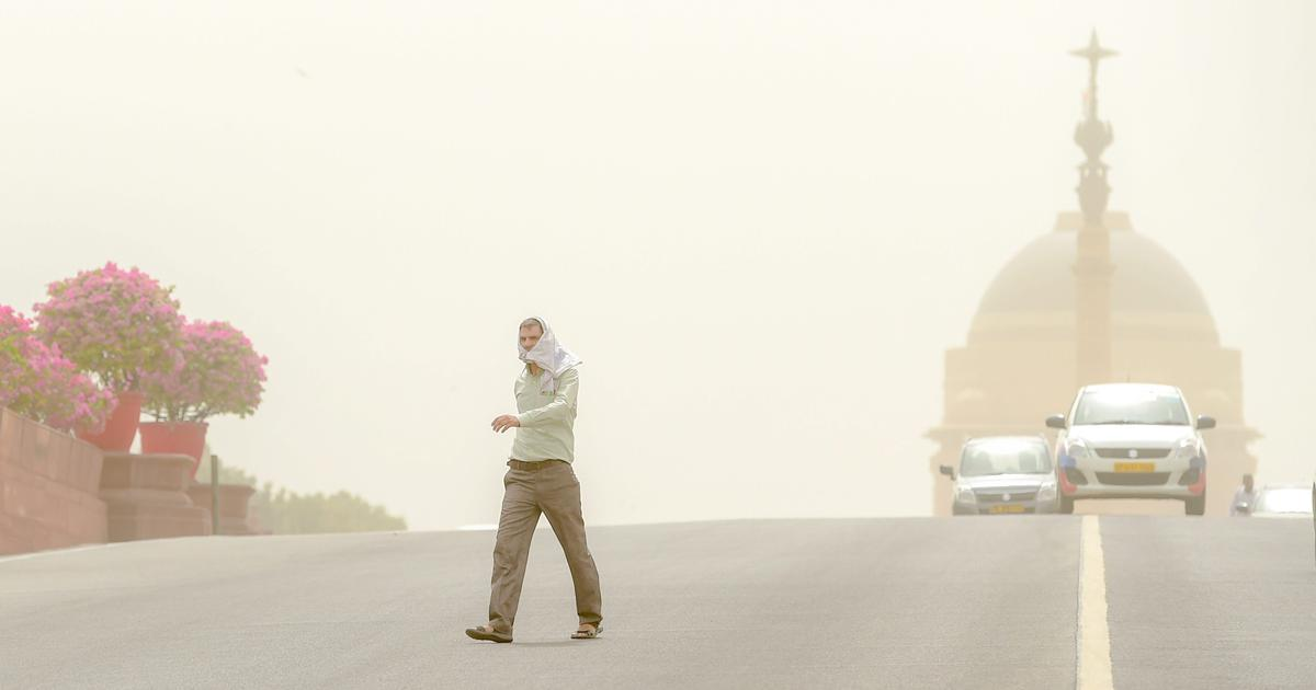 India's politicians are unlikely to do much to tackle air pollution in election year