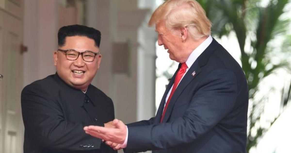 डोनाल्ड ट्रंप और किम जोंग-उन की अगली मुलाकात जल्द ही न्यूयॉर्क में हो सकती है