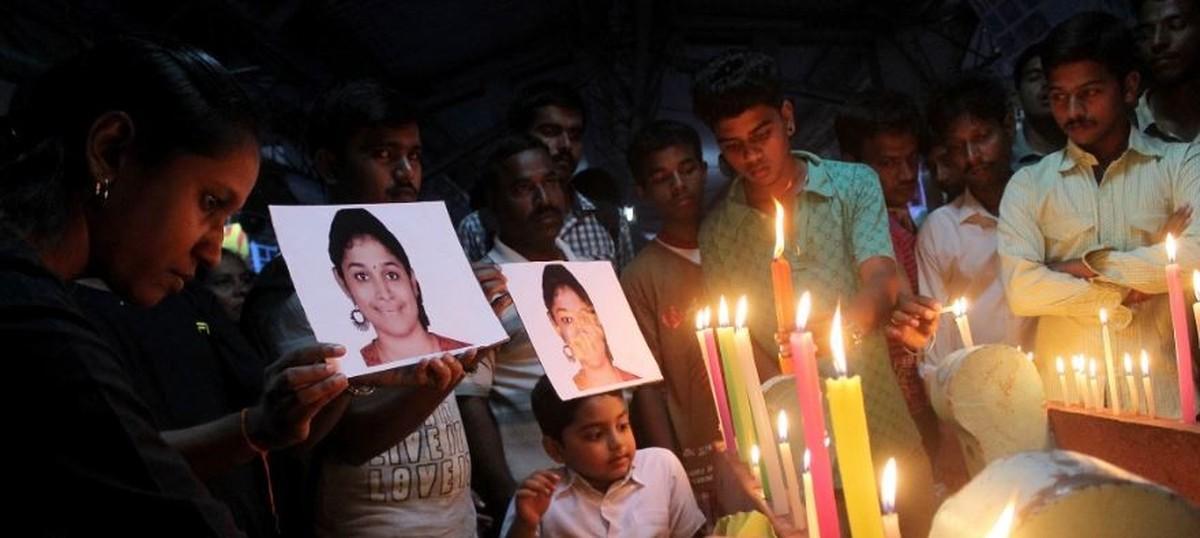 Police arrest man accused of killing Infosys employee S Swathi in Chennai