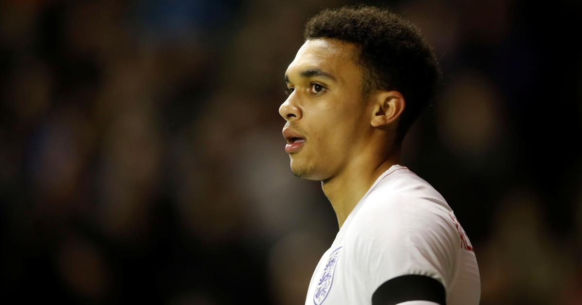 Liverpool's Trent Alexander-Arnold included in England's 23-man World Cup 2018 squad