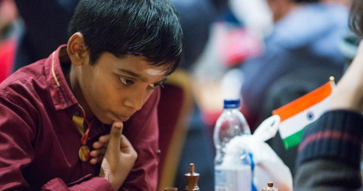 Chess: Praggnanandhaa scales another peak, becomes youngest Indian ever to cross Elo rating of 2600