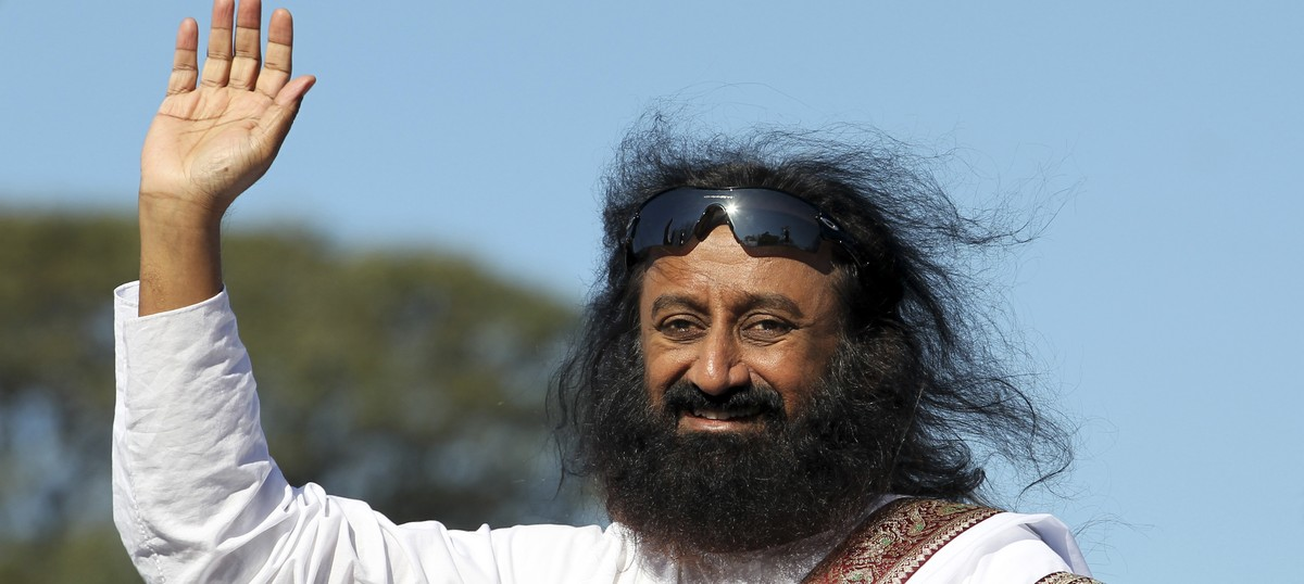 'Don't think something is wrong with you': Sri Sri Ravi Shankar to man who faced abuse for being gay