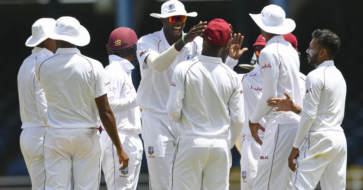 West Indies cricketers to have 'Black Lives Matter' logo on their collars during England Test series