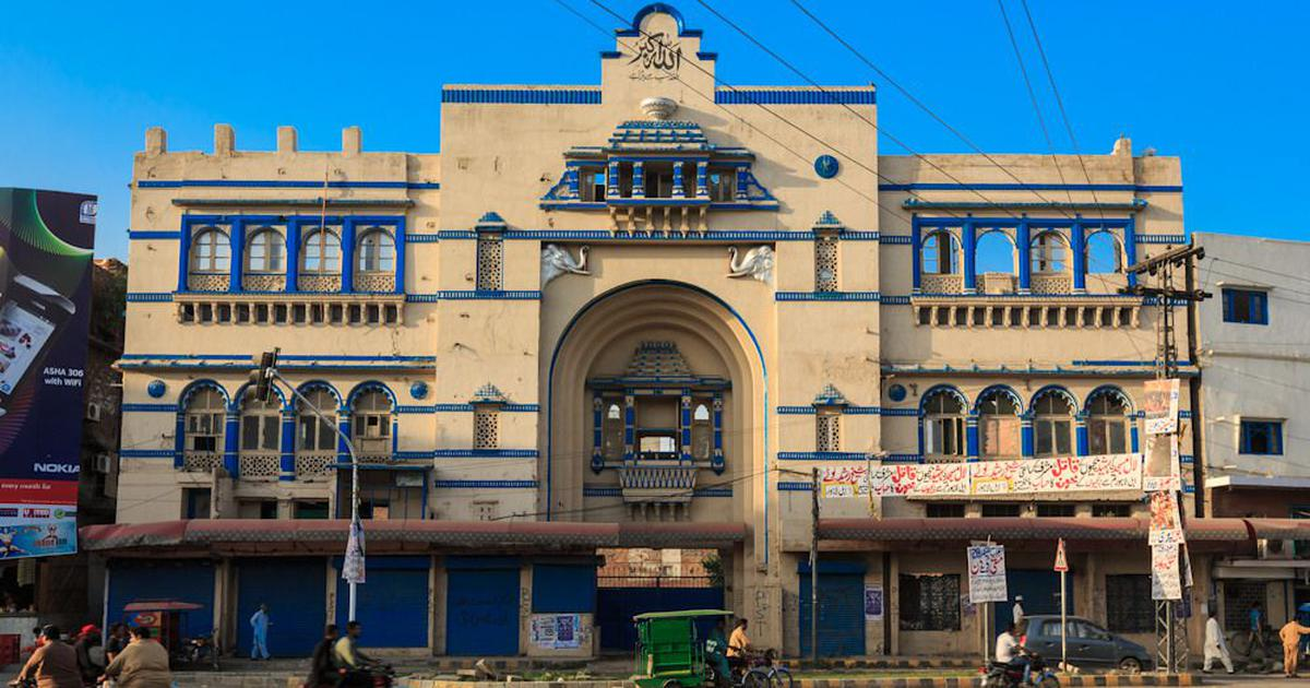 In Lahore's shadow lie the remnants of a great multicultural city lost to Partition