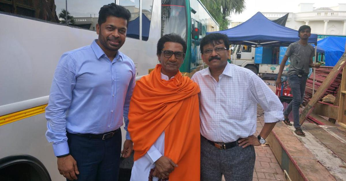 Carnival cinema chain joins Bal Thackeray biopic as producer