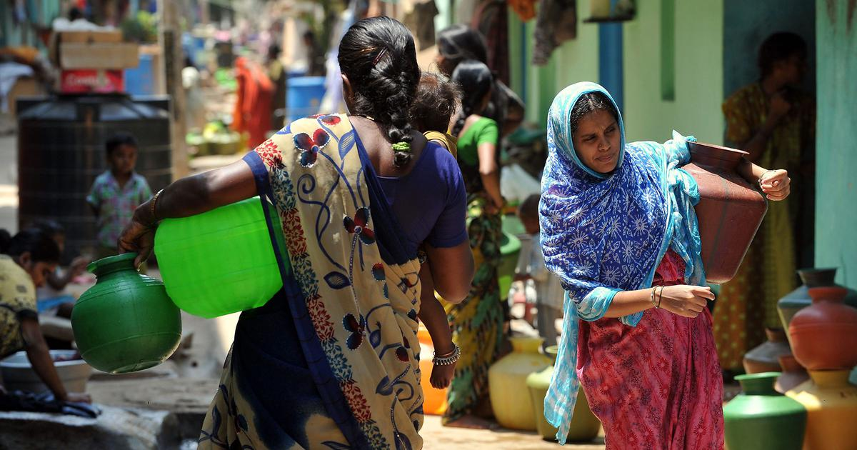 Why much of India lacks access to safe drinking water, despite an ambitious government project
