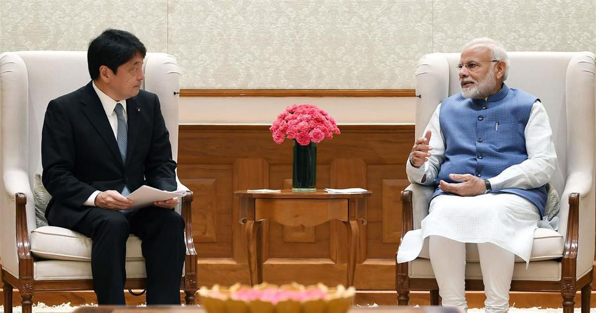 India-Japan ties: Narendra Modi meets Japan's Defence Minister Itsunori Onodera