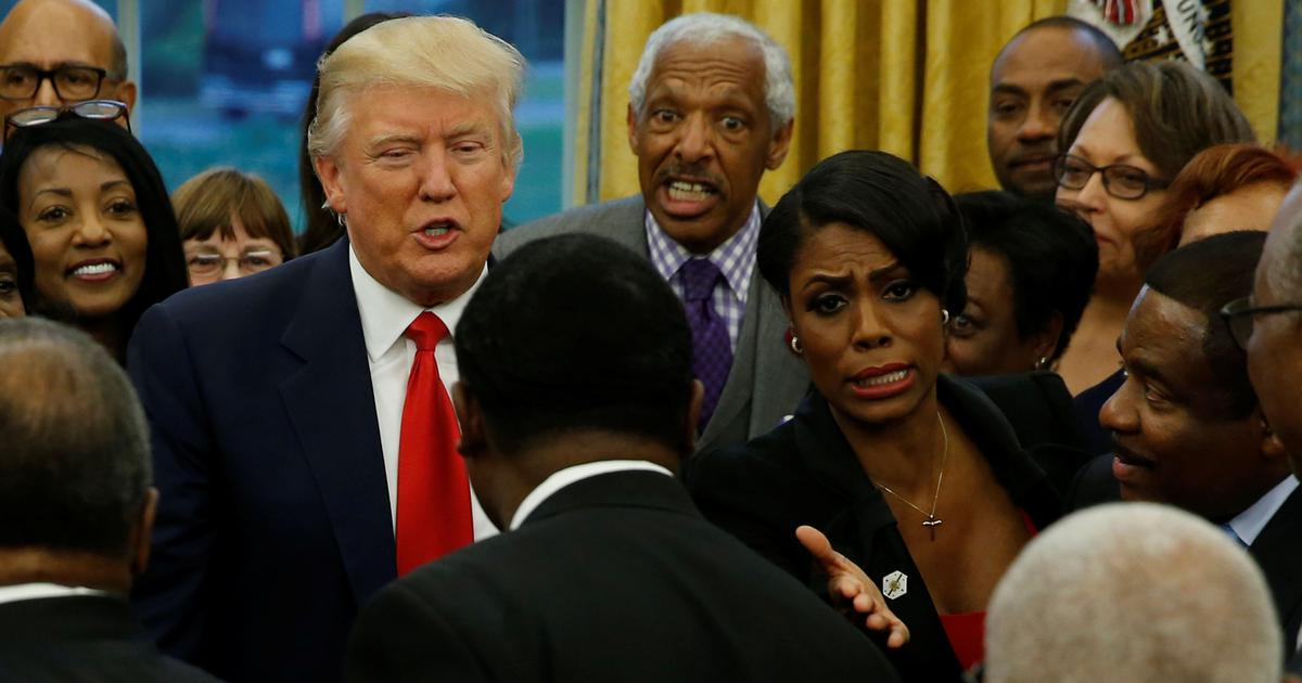 White House paranoia deepens after Omarosa tapes