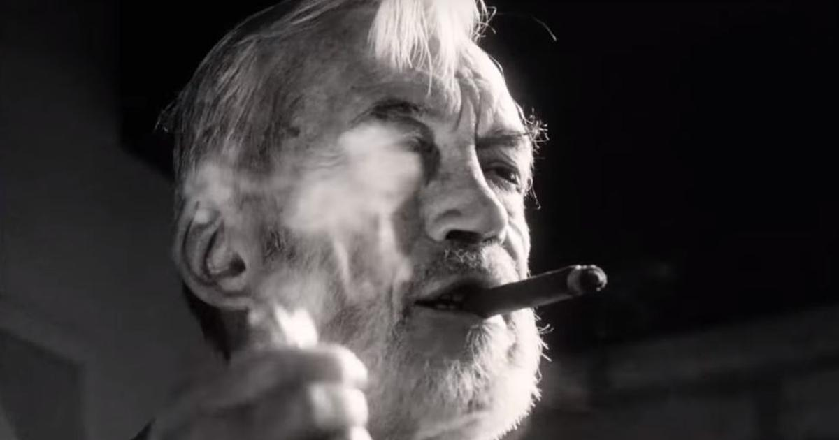 the other side of the wind trailer of orson welles s final film is out