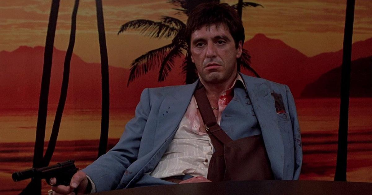 Al Pacino's 'Scarface' to be re-released to mark 35th anniversary