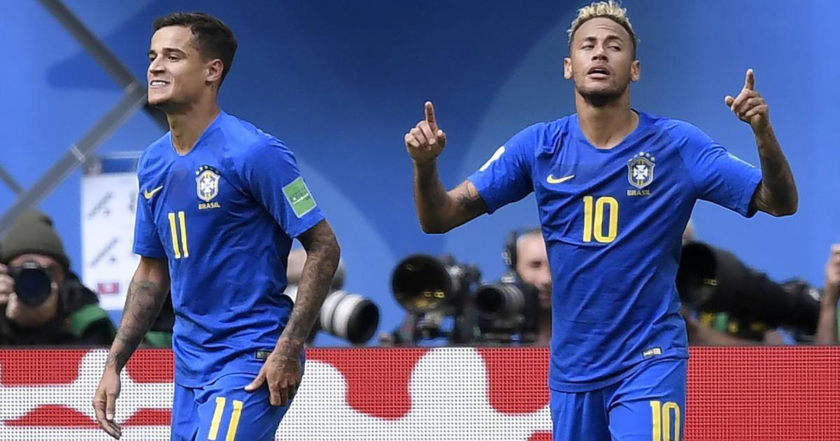 brasil contra costa rica