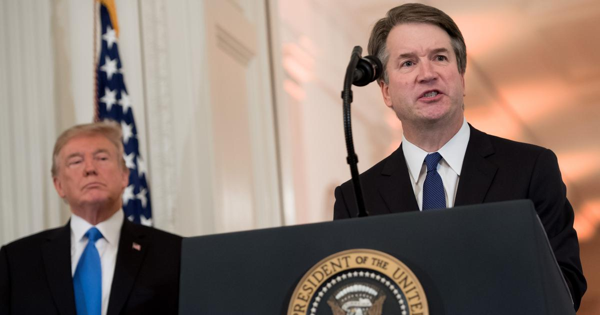 Kavanaugh accuser said to be willing to testify before US Senate committee