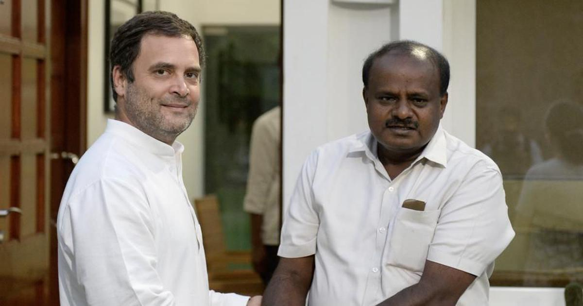 The big news: Congress and JD(S) finalise Cabinet portfolios in Karnataka, and 9 other top stories