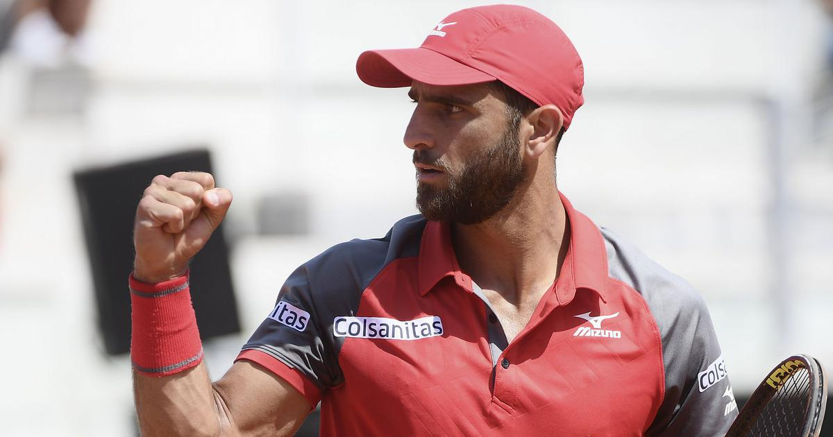 Colombia's Robert Farah banned for three months, fined after promoting gambling website