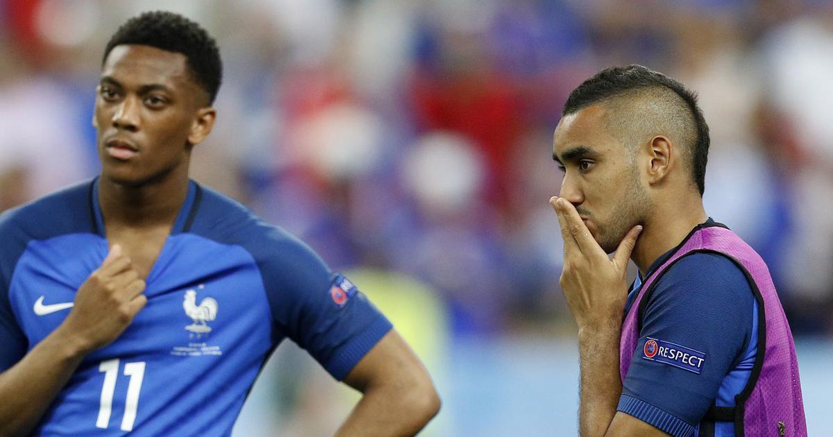 Man United's Martial, Arsenal's Lacazette, and Payet left out of France World Cup squad