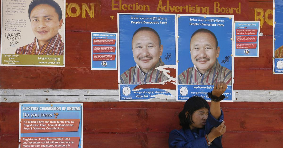 As Bhutan gears up for its third general election, many wonder if India will interfere again