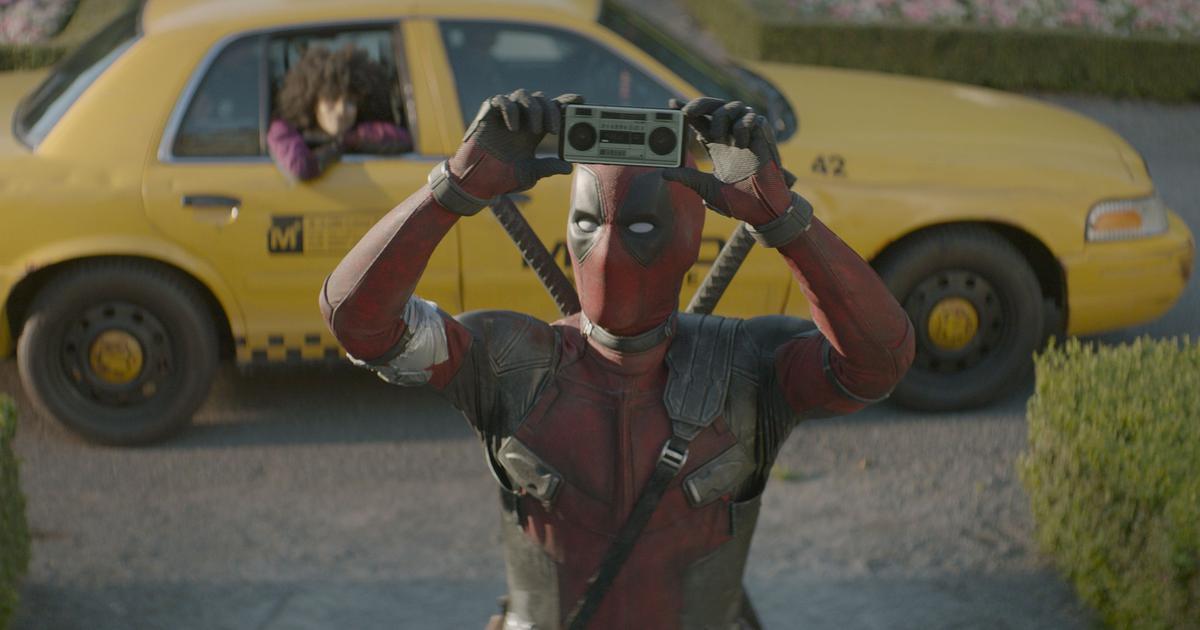 'Deadpool 2' review: Offend. Kill. Make an inside Marvel joke. Repeat