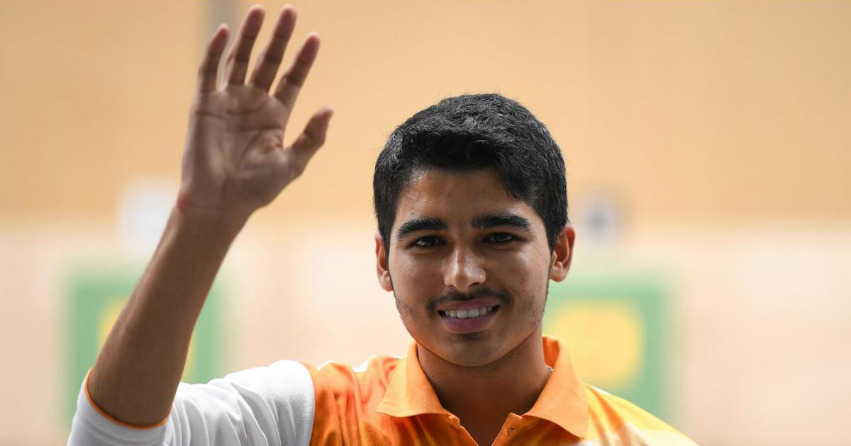 Youth Olympic Games: Pistol shooter Saurabh Chaudhary bags India's third gold medal