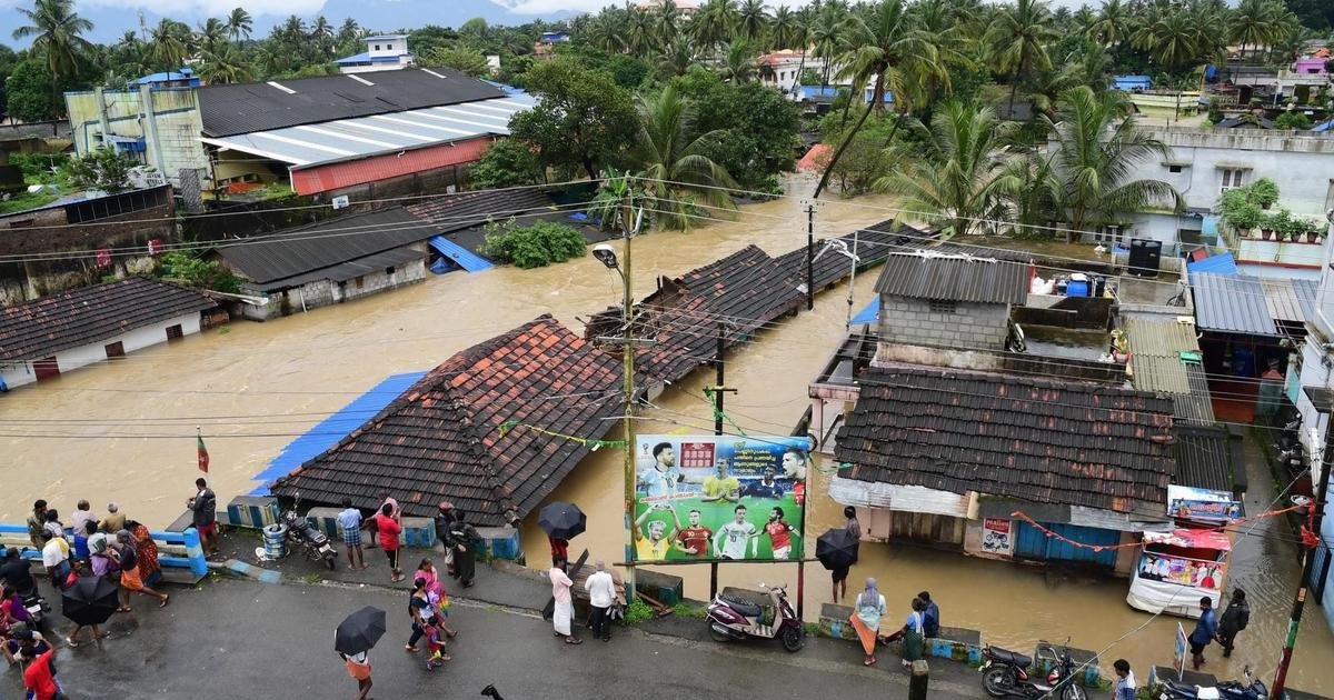 Kerala: Toll in rain-related incidents rises to 29, red alert issued for Idukki, Wayanad districts