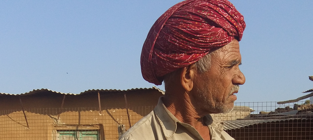 In this Rajasthan village, the right to food comes down to three lucky days a month