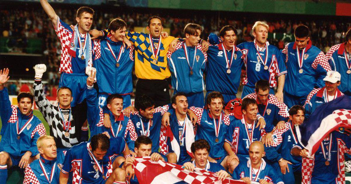 Suker, Prosinecki, Boban: Croatia's first 'Golden Generation' that lit up England '96 and France '98