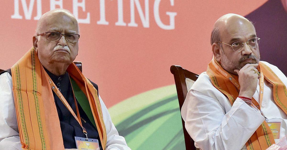क्या लालकृष्ण आडवाणी की पारंपरिक सीट – गांधीनगर - से अमित शाह लोक सभा चुनाव लड़ने वाले हैं?