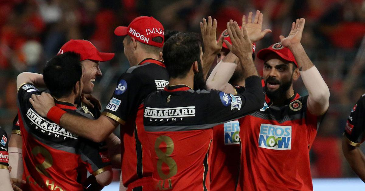 Royal Challengers Bangalore vs Sunrisers Hyderabad Live Cricket Score T20 Match Today