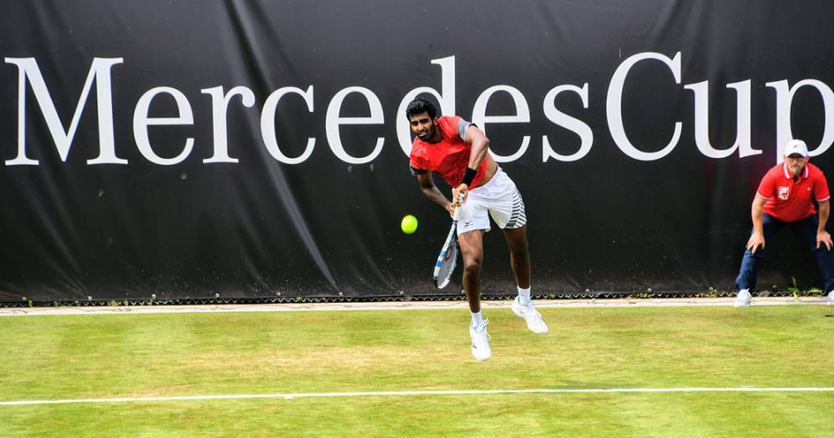 Tennis: Prajnesh upsets world No 23 Shapovalov at Stuttgart on his ATP World Tour debut