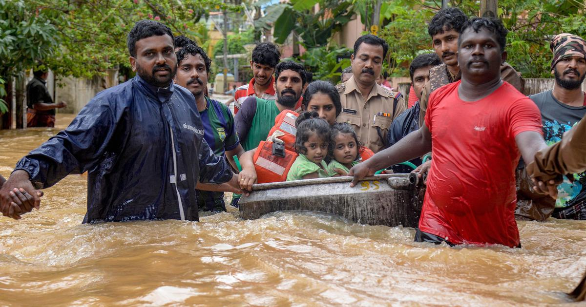 The big news: Toll in Kerala floods rises to 67, and nine other top stories