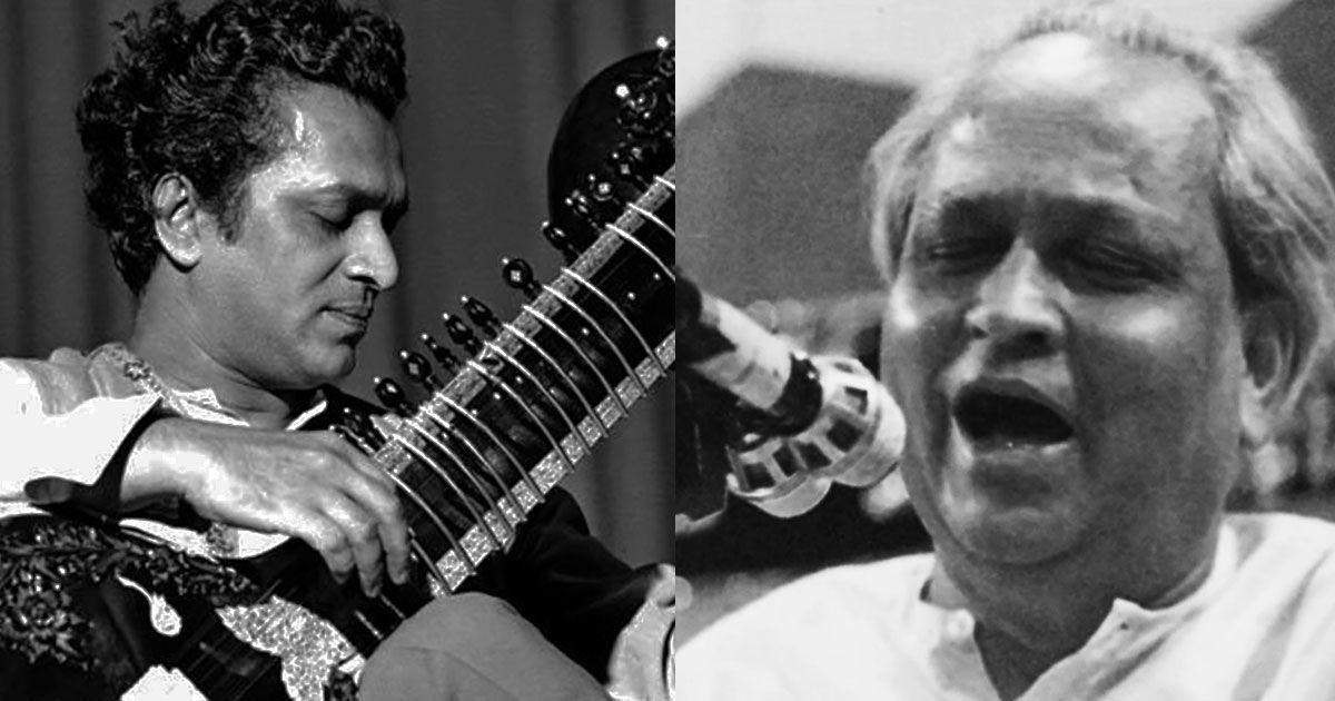 Listen: Mark Gandhi Jayanti with raags composed in his honour by Ravi Shankar and Kumar Gandharva