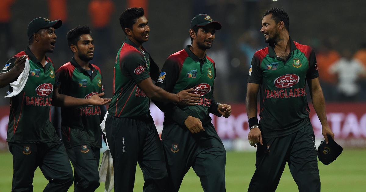 It won't be easy: Captain Mashrafe Mortaza downplays Bangladesh's chances at World Cup