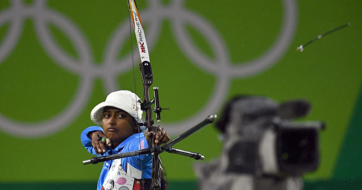 Archer Deepika Kumari backs out of lead role in Hindi film to focus on her training
