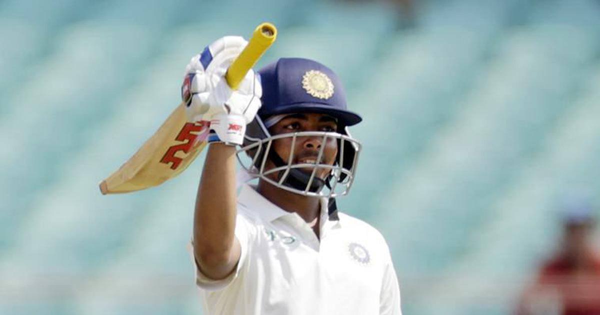 He should be left to enjoy his cricket: Kohli wants Prithvi Shaw-Sachin Tendulkar comparisons to end