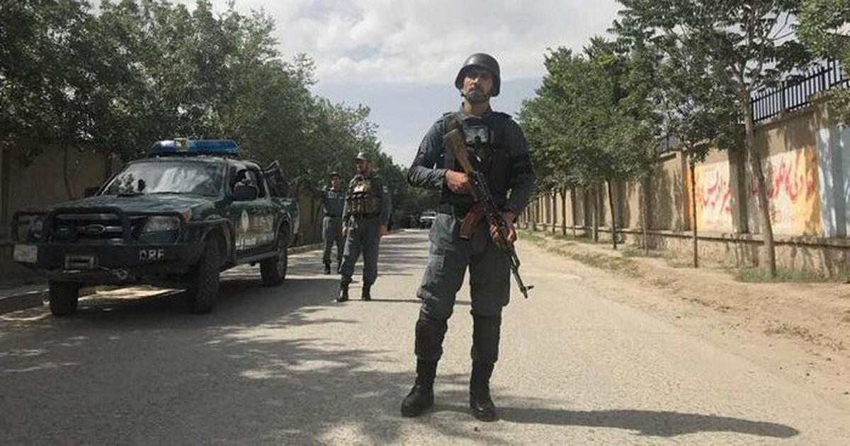 अफगानिस्तान : आत्मघाती हमले में 12 लोगों की मौत